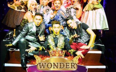The Lady Boys of Bangkok 'Wonder Women Tour'