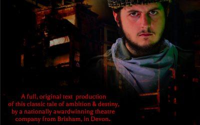 Macbeth – theatre shows in Brixham & Torquay
